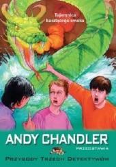 Okładka książki Tajemnica kaszlącego smoka Andy Chandler