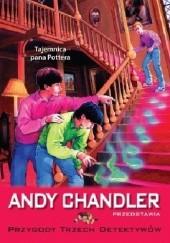 Okładka książki Tajemnica pana Pottera Andy Chandler