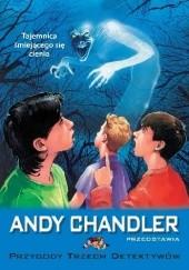 Okładka książki Tajemnica śmiejącego się cienia Andy Chandler