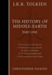 Okładka książki The History of Middle-Earth, Part One J.R.R. Tolkien,Christopher John Reuel Tolkien