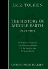 Okładka książki The History of Middle-Earth, Part Two J.R.R. Tolkien,Christopher John Reuel Tolkien