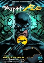 Okładka książki Batman/Flash: Przypinka Jason Fabok,Joshua Williamson,Tom King,Howard Porter