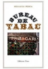 Okładka książki Bureau de tabac Fernando Pessoa