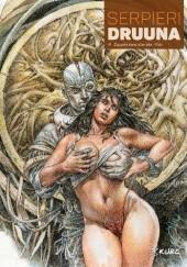 Okładka książki Druuna #4: Zapomniana planeta. Klon Paolo Eleuteri Serpieri