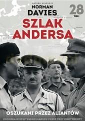 Okładka książki Oszukani przez Aliantów Marek Gałęzowski