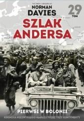 Okładka książki Pierwsi w Bolonii Marek Gałęzowski