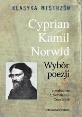Okładka książki Klasyka mistrzów. Cyprian Kamil Norwid. Wybór poezji Cyprian Kamil Norwid