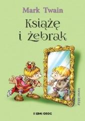 Okładka książki Książę i żebrak Mark Twain