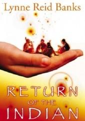 Okładka książki Return of the Indian Lynne Reid Banks