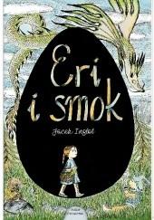 Okładka książki Eri i smok Jacek Inglot
