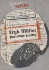 Okładka książki Eryk Müller poszukuje siostry Zygmunt Sztaba