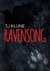 Okładka książki Ravensong T.J. Klune