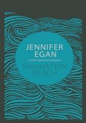 Okładka książki Manhattan Beach Jennifer Egan