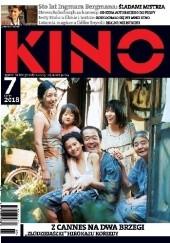 Okładka książki Kino, nr 7 / lipiec 2018 Redakcja miesięcznika Kino