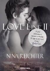 Okładka książki Love Line II Nina Reichter