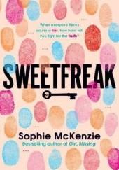 Okładka książki SweetFreak Sophie McKenzie