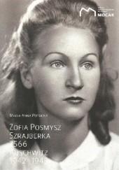 Okładka książki Zofia Posmysz Szrajberka 7566 Maria Anna Potocka