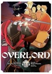Okładka książki Overlord #2 Maruyama Kugane,Fugin Miyama
