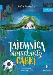 Okładka książki Tajemnica namokniętej gąbki Zofia Stanecka,Agnieszka Surma