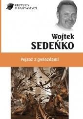 Okładka książki Pejzaż z gwiazdami Wojciech Sedeńko