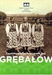 Okładka książki Grębałów. Zapomniane dziedzictwo Nowej Huty. Maciej Miezian