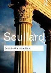 Okładka książki From the Gracchi to Nero. A History of Rome 133 BC to AD 68 Howard Hayes Scullard
