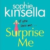 Okładka książki Surprise Me Sophie Kinsella