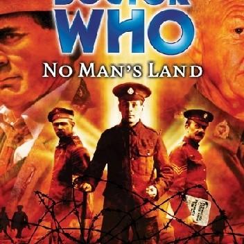 Okładka książki Doctor Who: No Man's Land Martin Day