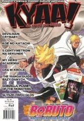 Okładka książki Kyaa! nr 55 Redakcja magazynu Kyaa!