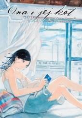 Okładka książki Ona i jej kot Makoto Shinkai,Tsubasa Yamaguchi