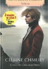 Okładka książki Ciemne chmury Christin Grilstad Prøis