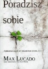 Okładka książki Poradzisz sobie Max Lucado
