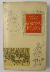 Okładka książki Rodzina polska Johannes Carsten Hauch