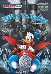 Okładka książki Gigant 1/2018 : Ocean tajemnic Walt Disney,Redakcja magazynu Kaczor Donald