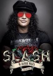 Okładka książki Slash. W jamie węża. Paul Stenning