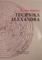 Okładka książki Technika Alexandra Dorota Kędzior