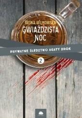 Okładka książki Gwiaździsta noc Iwona Wilmowska