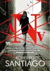 Okładka książki Ana Roberto Santiago