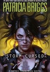 Okładka książki Storm Cursed Patricia Briggs