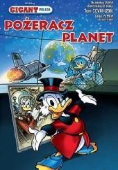 Okładka książki Gigant Poleca 5/2017: Pożeracz Planet Walt Disney,Redakcja magazynu Kaczor Donald