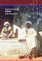Okładka książki Buran. Kirgiz wraca na koń Wojciech Górecki