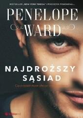 Okładka książki Najdroższy sąsiad Penelope Ward