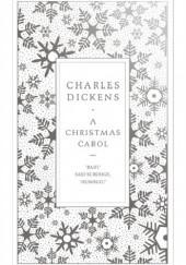 Okładka książki A Christmas Carol Charles Dickens