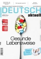 Okładka książki Deutsch Aktuell 89/2018 Redakcja magazynu Deutsch Aktuell