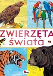 Okładka książki Zwierzęta świata Robert Jacek Dzwonkowski