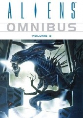 Okładka książki Aliens Omnibus Volume 3 Mike Mignola,Ian Edginton,Dave Gibbons,Jim Woodring,Peter Milligan,Will Simpson