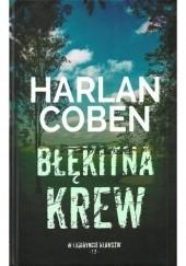 Okładka książki Błękitna krew Harlan Coben