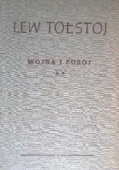 Okładka książki Wojna i Pokój Tom 2