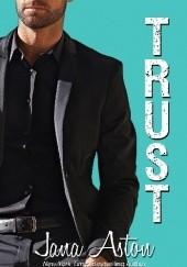 Okładka książki Trust Jana Aston