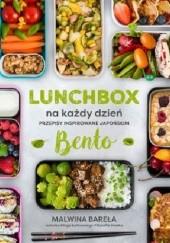 Okładka książki Lunchbox na każdy dzień. Przepisy inspirowane japońskim bento Malwina Bareła